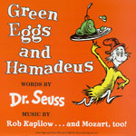 GREEN EGGS AND HAMADEUS CD