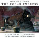 POLAR EXPRESS/ GERTRUDE McFUZZ CD